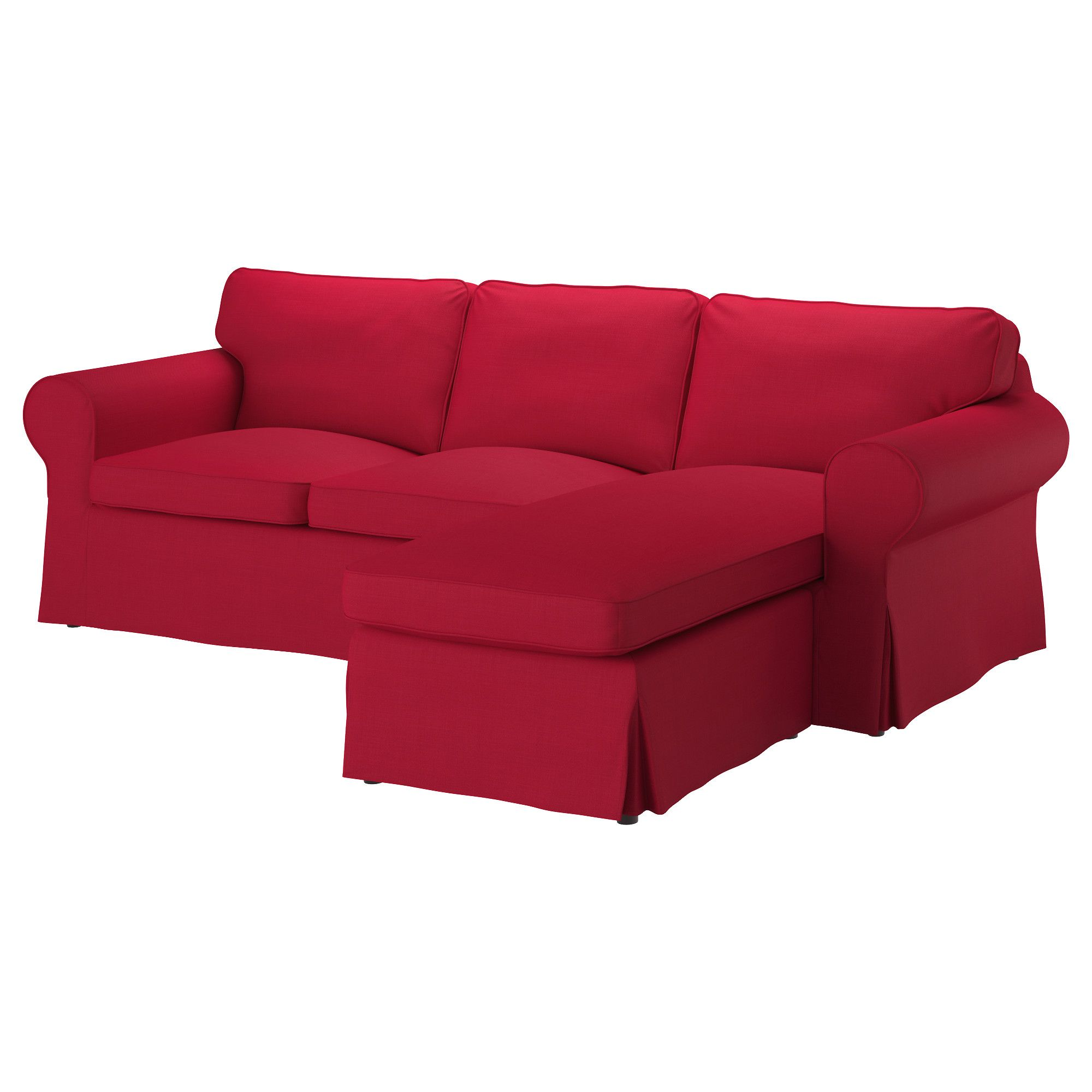 Slaapbank Ektorp Ikea Ektorp Cover Two Seat Sofa W Chaise Longue Furniture Ideas