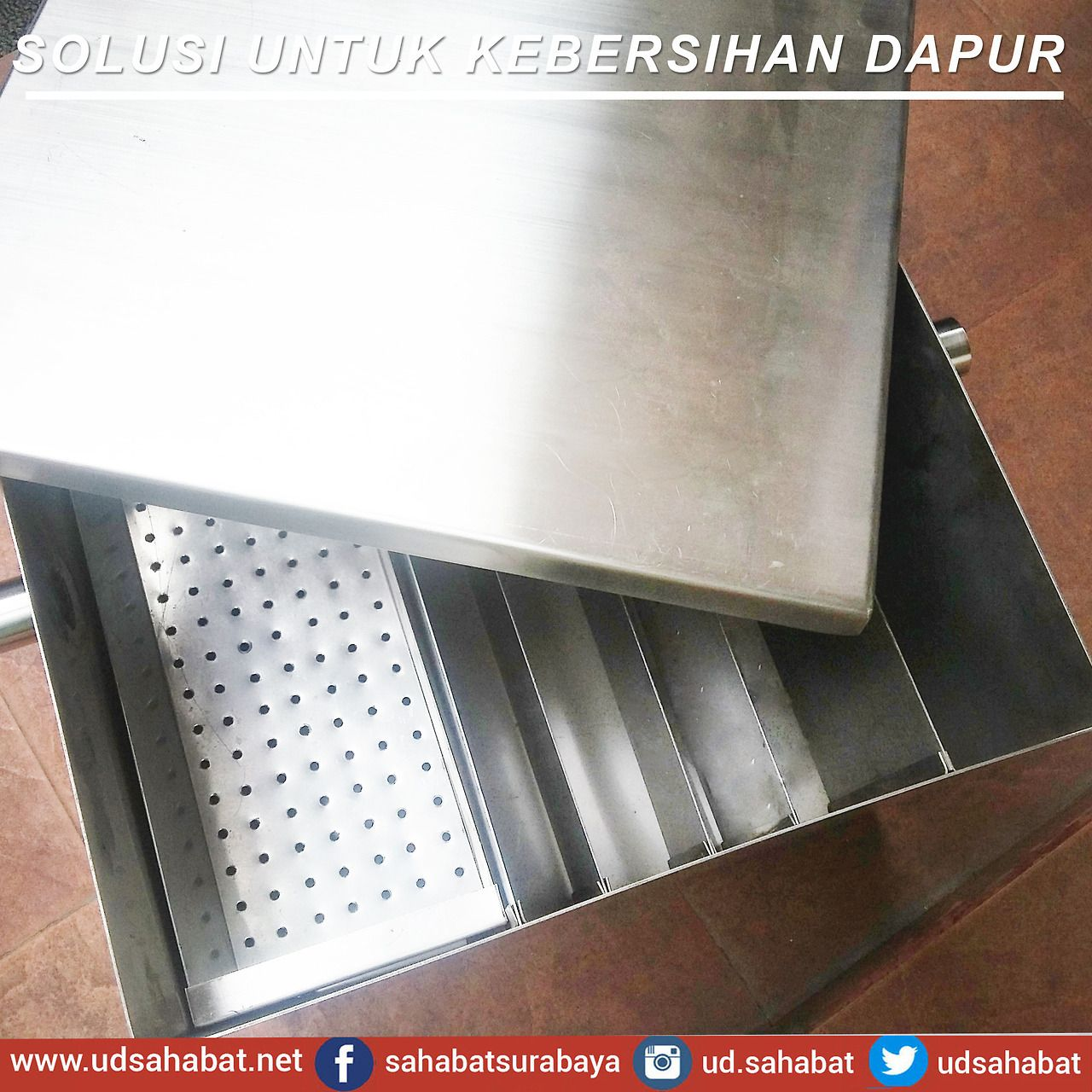 Jual Grease Trap Stainless Steel Surabaya Ud Sahabat Baliwerti 72 Apakah Anda Pemilik Usaha Kuliner