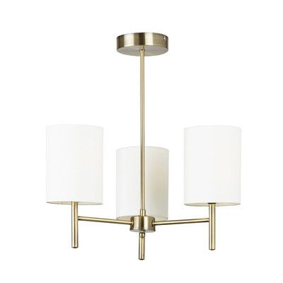 Endon Lighting 3 Light Mini Chandelier