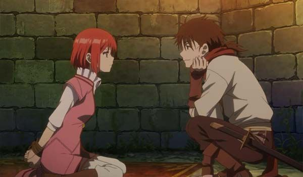 Akagami No Shirayukihime 2 Episode 1 An Unexpected Twists Akagami No Shirayukihime Akagami No Snow White With The Red Hair
