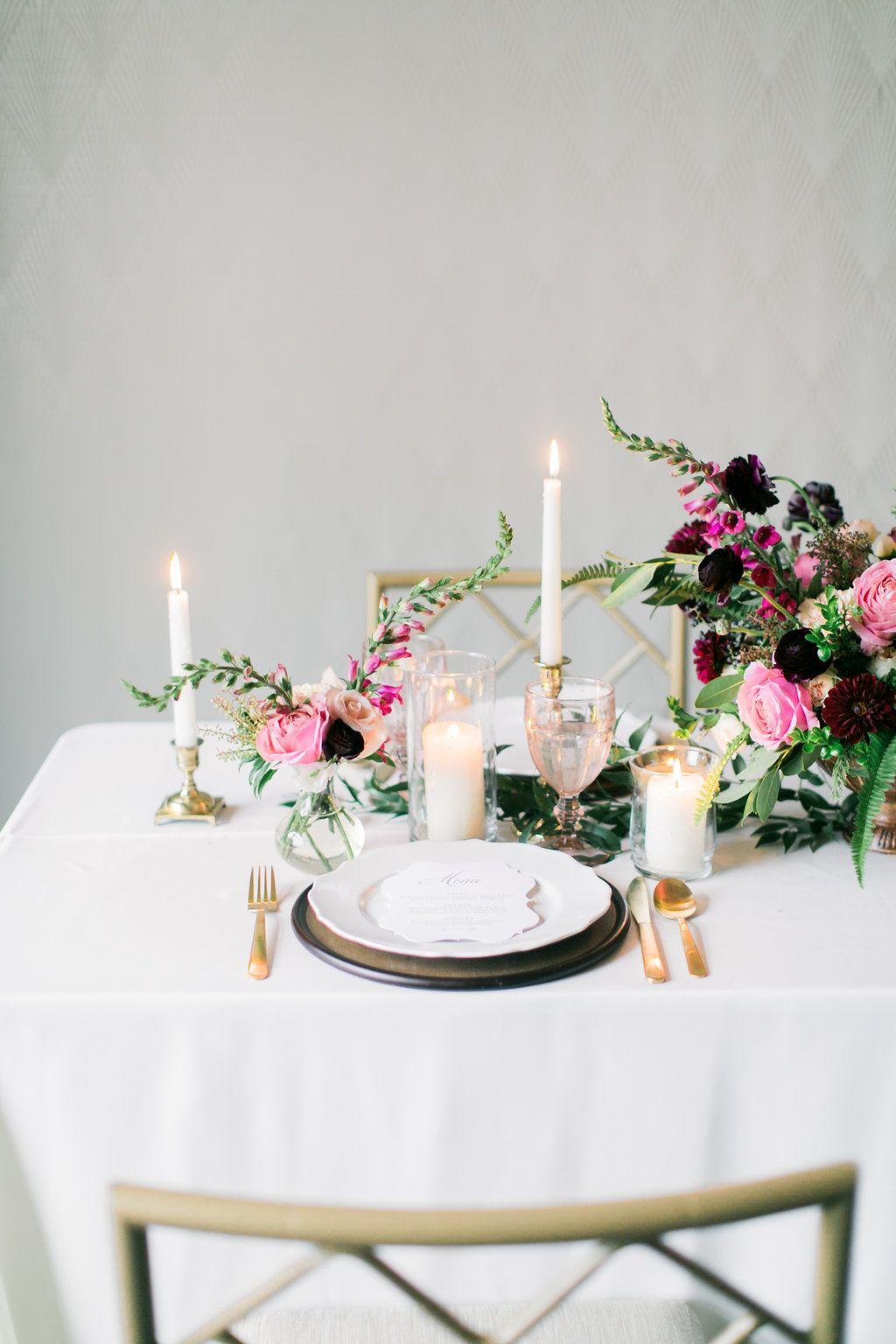 Table Ideas in 2020 Martha stewart weddings, Table
