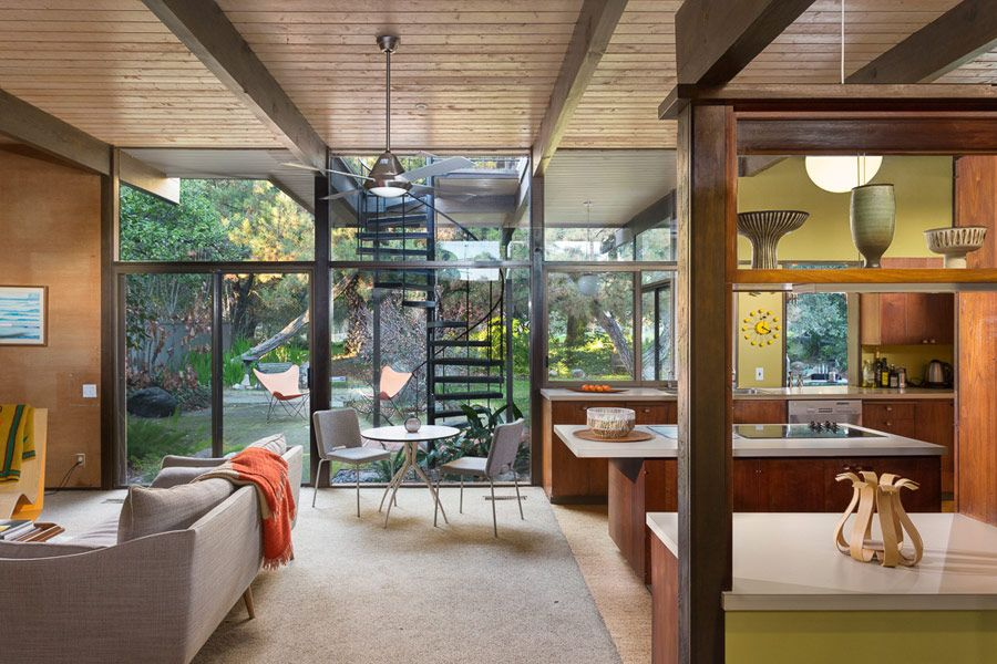 MCM house | spaces | Pinterest | Claremont california, Mid century ...