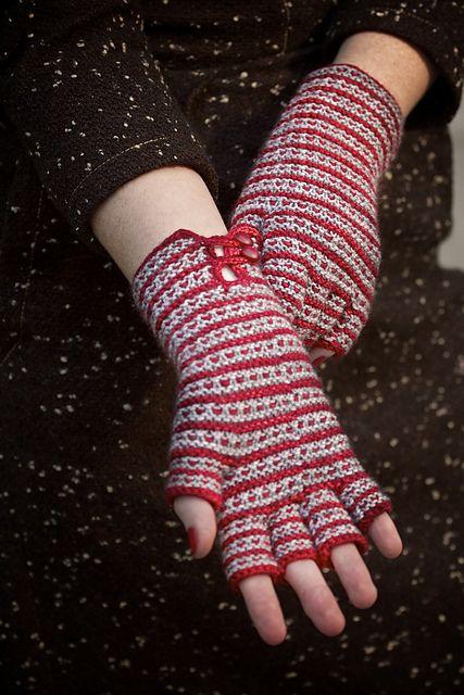 Ravelry: Stella Gloves pattern by Katherine Vaughan