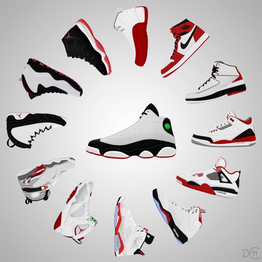 Air Jordan Sneaker Clock by DCrossover11 | ADDICTED TO CLOCKS ...