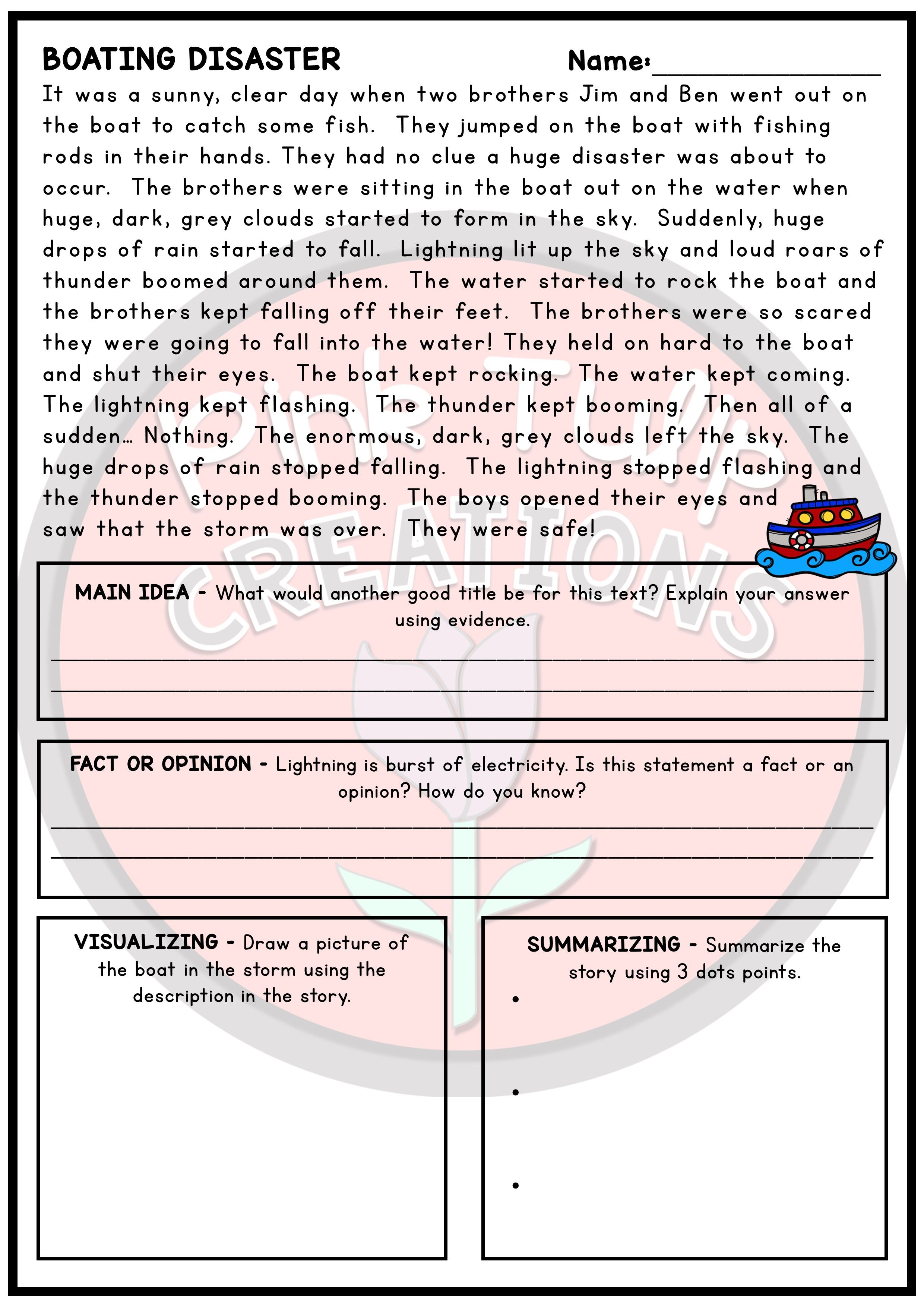 30 Engaging Reading Passages With A Range Of Reading Strategies And Questions To Develop Comprehen Reading Strategies Comprehension Reading Comprehension Texts [ 3508 x 2480 Pixel ]