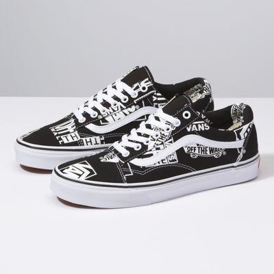 Fashion shoes, Vans shoes