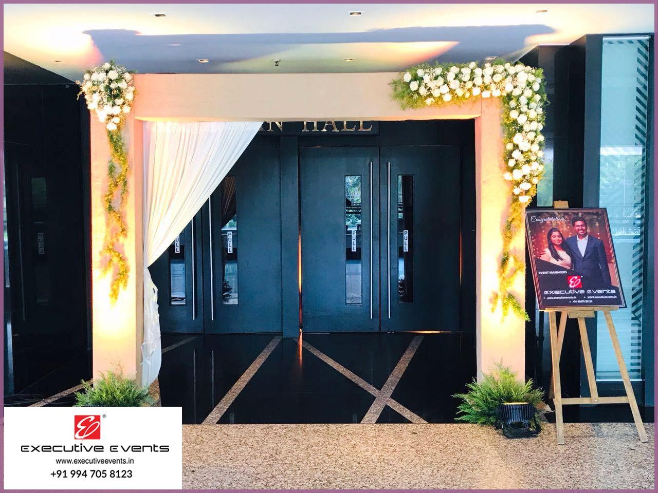 Vineeth & Sharlette Wedding Le Méridien Kochi. Event