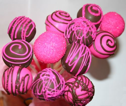 Cake Pop designs