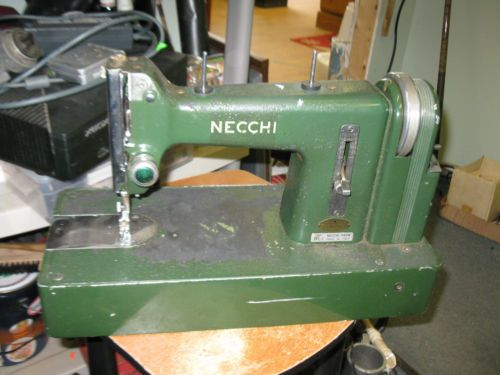 Vintage Necchi Pavia Sewing Machine Made In Italy Vintage Sewing Adorable Italian Sewing Machines