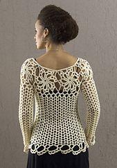 Ravelry: Avalon Top pattern by Doris Chan free pattern