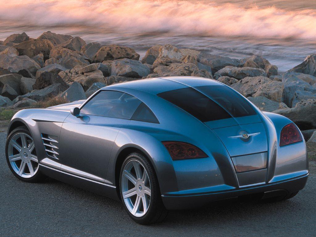 Chrysler Crossfire , un cochaso y clásico contemporáneo americano.