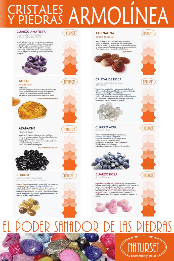 Propiedades armonizadoras de los minerales cristales y - Propiedades piedras naturales ...