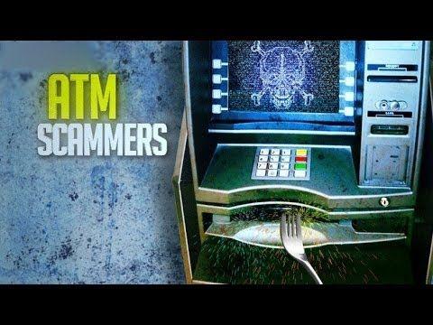 Dan Saunders ATM Hacker Tricks ATM Withdraws Millions and