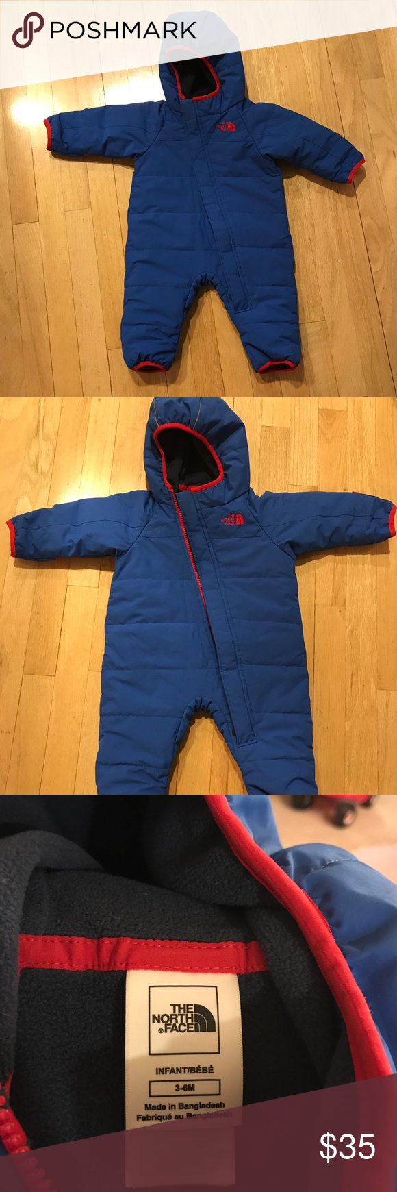 Infant North Face Jacket Onesie North Face Jacket Clothes Design The North Face [ 1740 x 580 Pixel ]