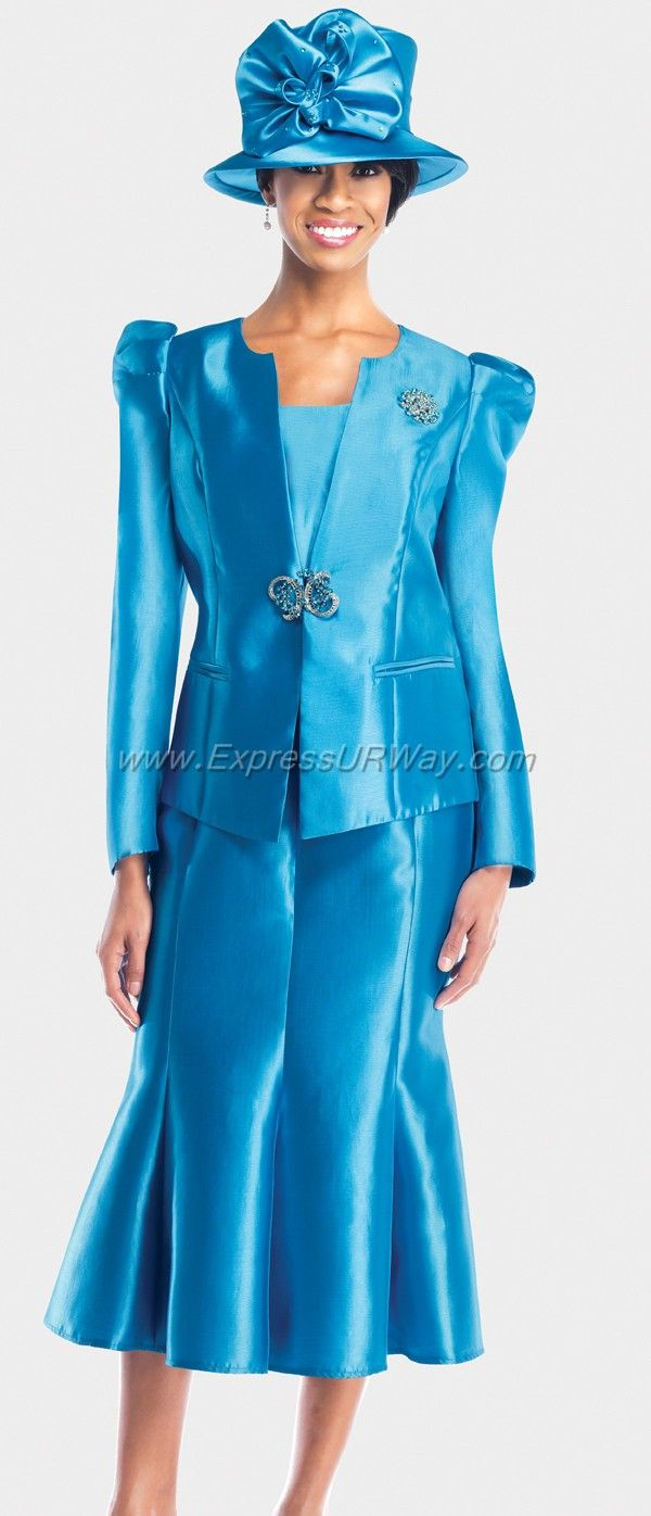 Moshita 6111 Womens Church Suits | Mother of Bride Dresses ...