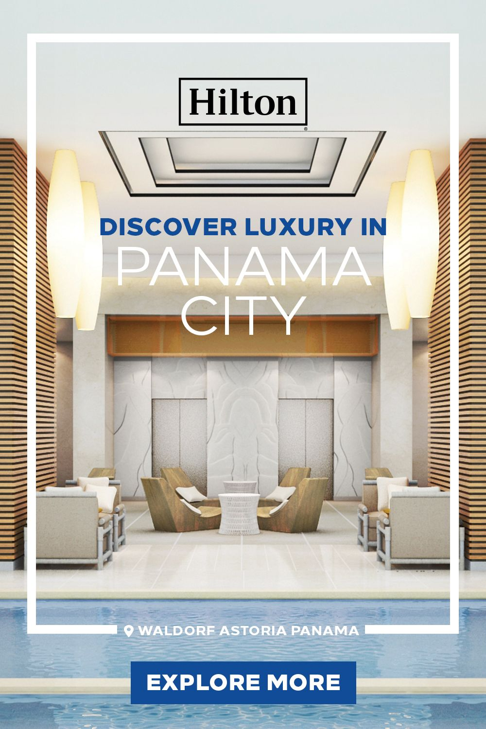 Steps from the financial and entertainment districts, Waldorf Astoria Panama is showcased amongst an unforgettable Pacific Coast Skyline, where guests enjoy elegant, precise and personalized True Waldorf Service from arrival to departure. This new hotel jewel features 248 guestrooms, suites and luxury residences as well as an array of culinary options to serve the most exquisite palates.  #panamacity #panama #hotel #travel