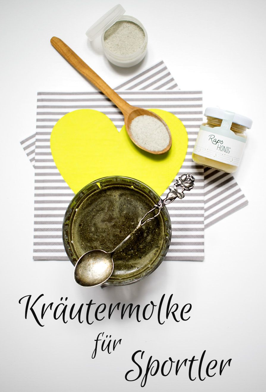 Kräutermolke #kräuter #molke #sport #sportgetränk #getränk ...