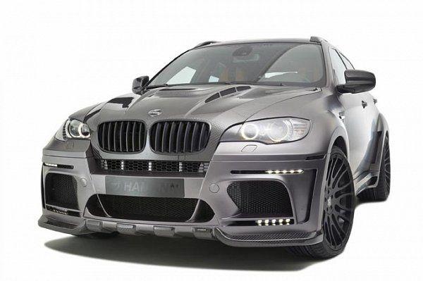 2011 Hamann Tycoon EVO M BMW X6M