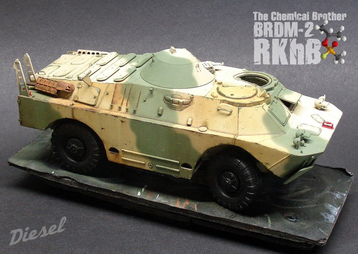 BRDM2-RKhB | Javier de Luelmo-Diesel