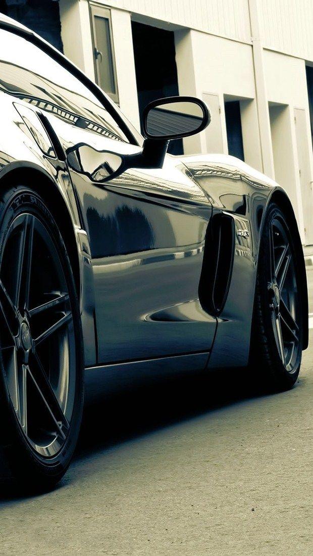 Corvette Iphone 5 Wallpaper