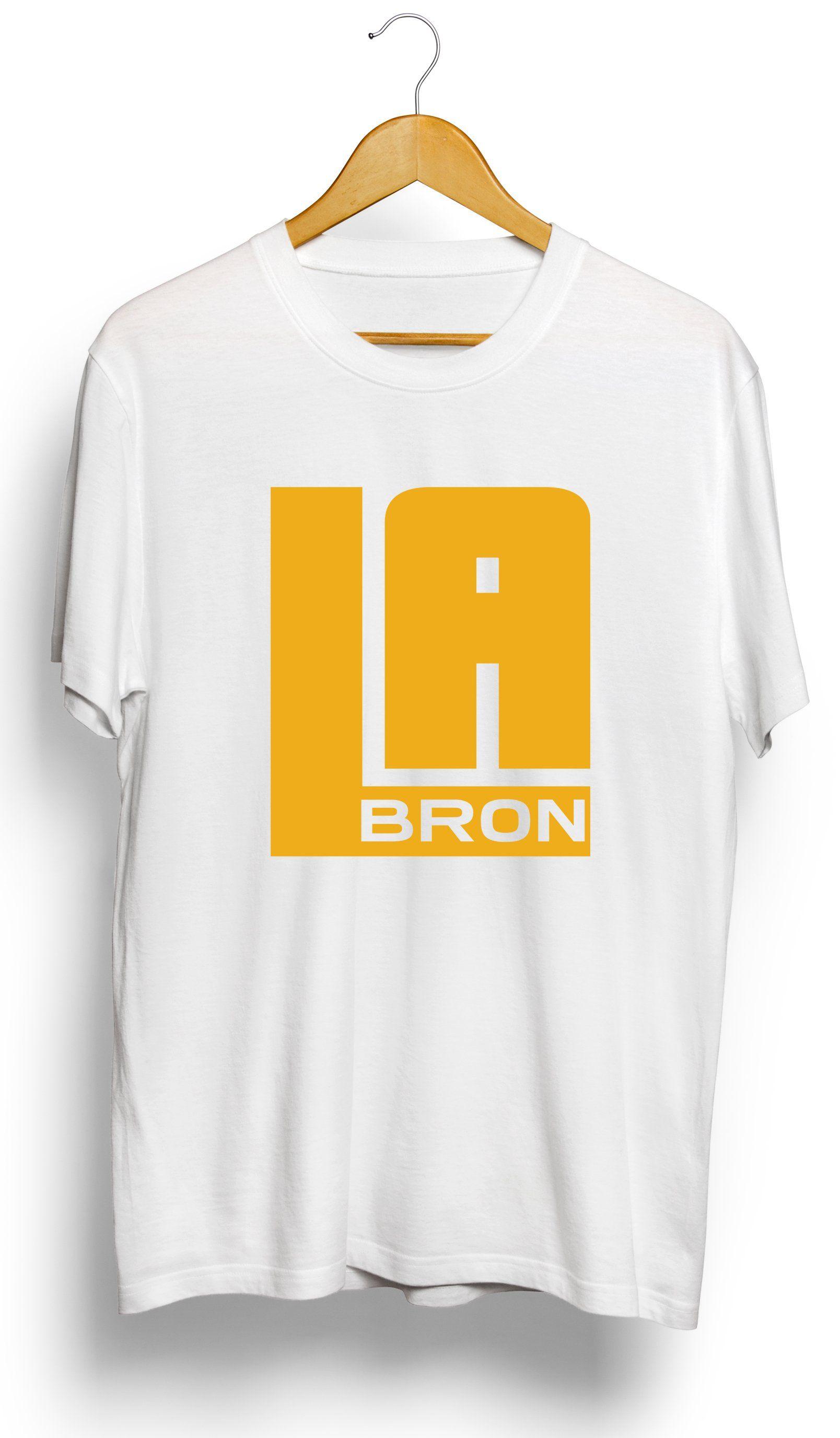 pretty nice d84f2 07850 Lebron James | Labron | Los Angeles Lakers T-Shirt | Lebron ...