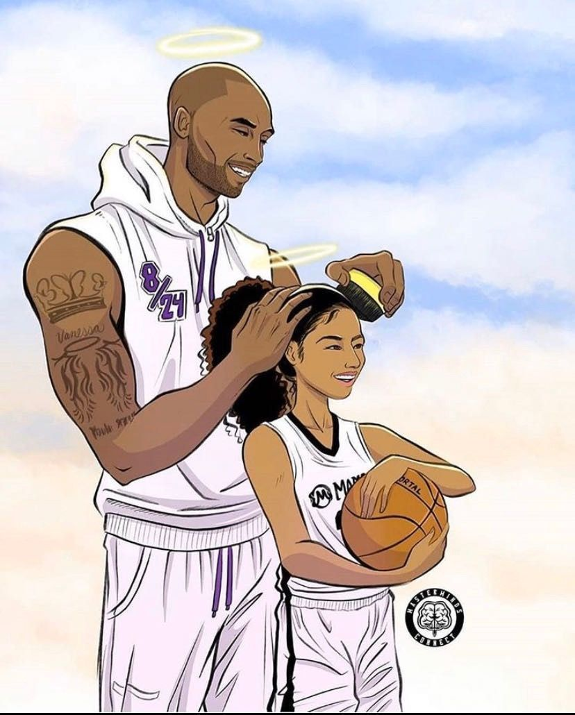 Kobe And Gigi Wallpaper For Mobile Phone Tablet Desktop Computer And Other Devices Hd And 4k Wallpaper In 2021 Kobe Gigi Kobe Bryant Pictures Kobe Bryant Wallpaper Kobe and gigi wallpaper iphone 6s