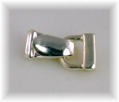 """Wholesale Silver Tone Magnetic Clasps 19x12mm 6//8/""""x4//8/"""""""