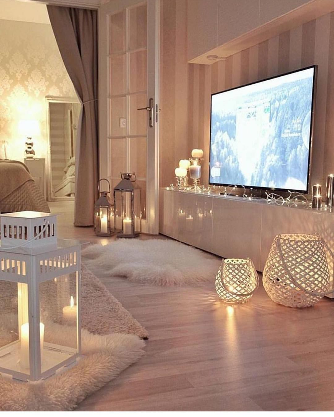 "🌙sweet Dreams😍🌟""  Home Décor  Pinterest  Cozy Stunning Cozy Bedroom Design Inspiration"