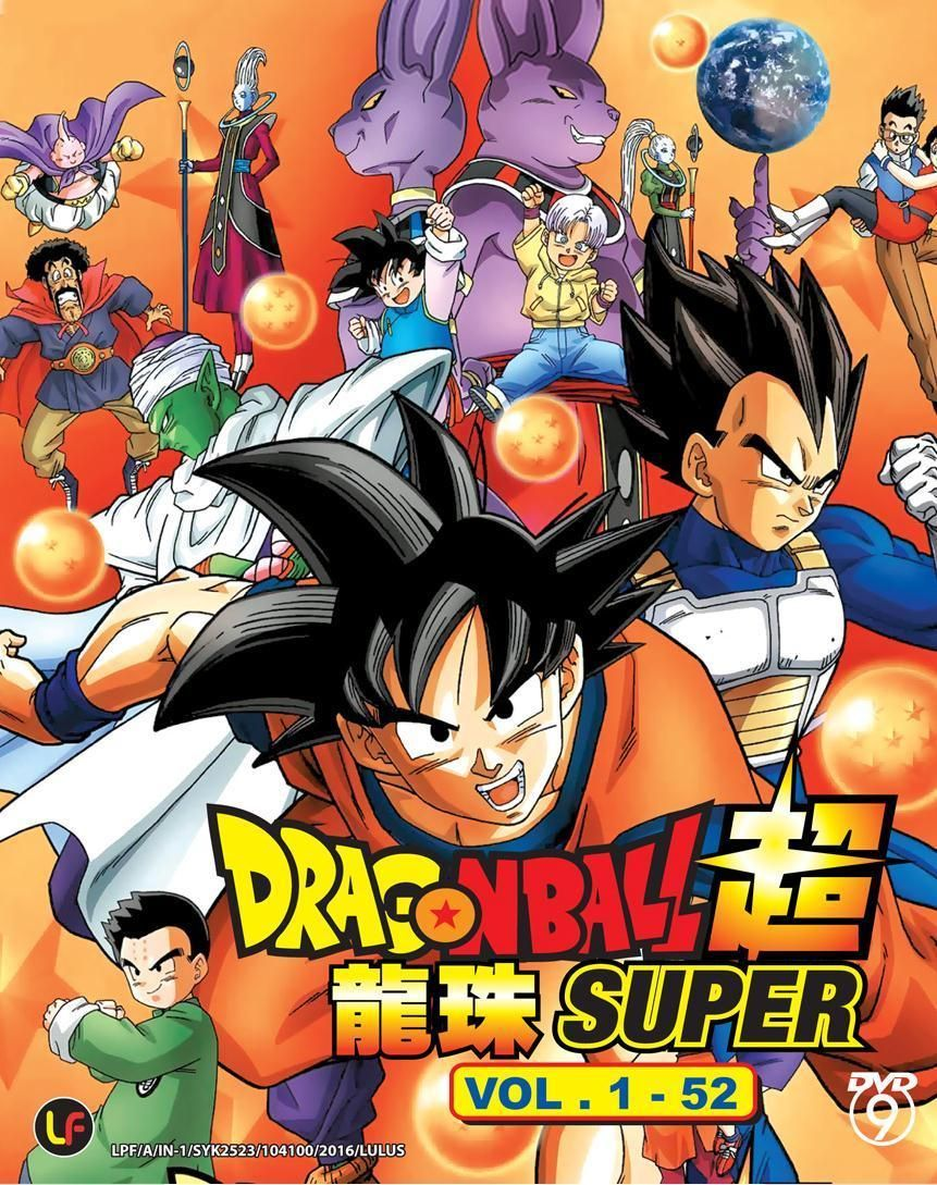 Watch Dragon Ball Z Kai Dub | ActionAdventure, Comedy