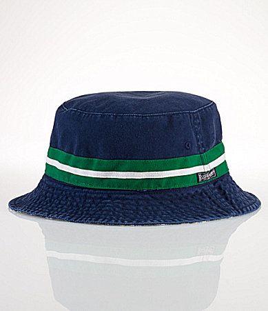 894fa0232 Polo Ralph Lauren Reversible ChinoandTartan Bucket Hat  Dillards ...