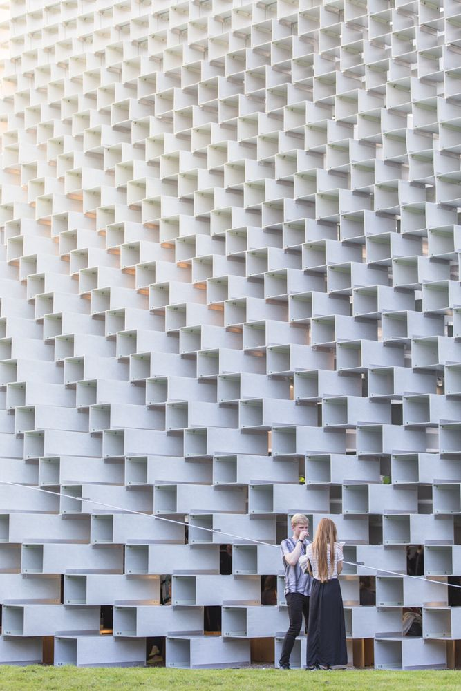 Gallery of Gallery: The Serpentine Pavilion and Summer Houses Photographed by Laurian Ghinitoiu - 23