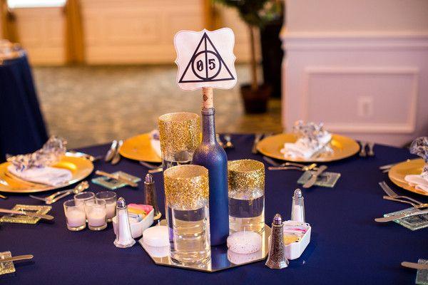 Harry Potter Themed Wedding Harry Potter Wedding Theme Wedding Centerpieces Book Themed Wedding