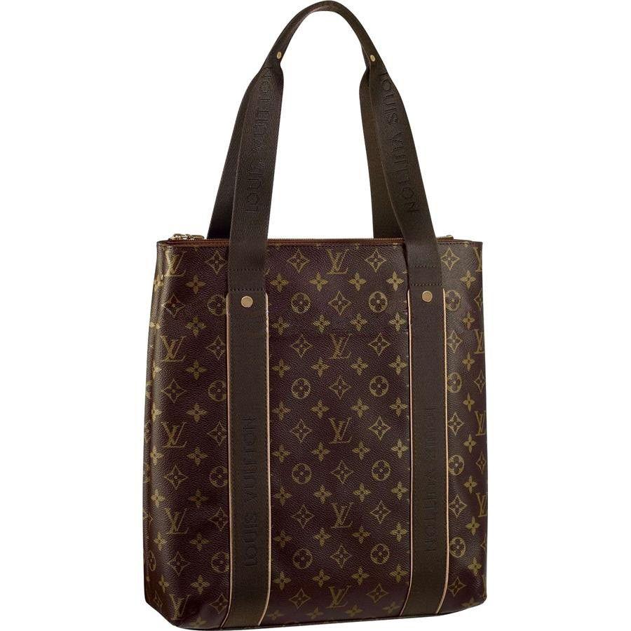 6eedcadf04e Louis Vuitton Monogram Canvas Cabas Beaubourg M53013 - répliques sac Louis  Vuitton