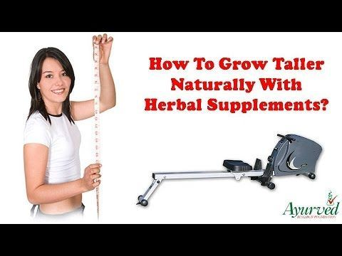 How To Grow Taller Naturally With Herbal Supplemen... #Grow #Herbal #Naturally #Supplemen #TA...