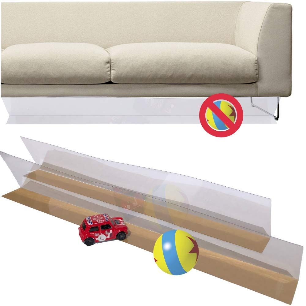 Vapaa Under Couch Toy Blocker Stop Toys From Going Under The Sofa Furniture Tables Clear 10 In 2020 Furniture Sofa Couch