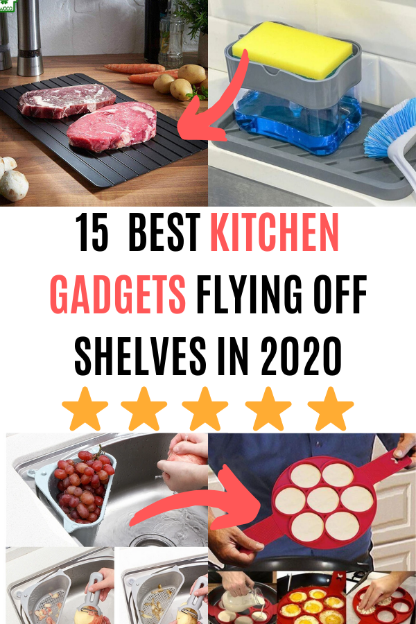 15 Best Kitchen Gadgets Flying Off Shelves in 2020! Innovative Kitchen Tools Every House Needs