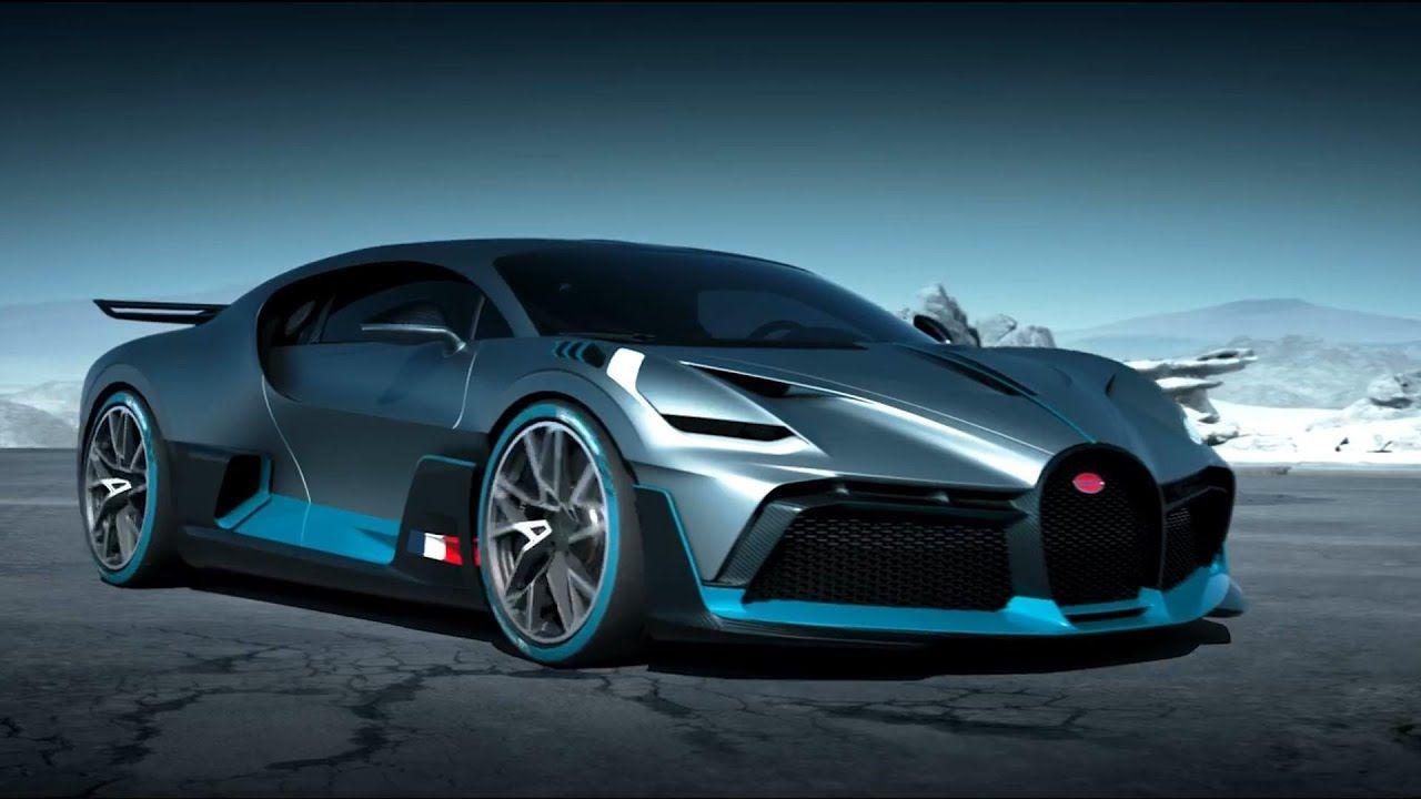 WATCH Bugatti Divo Bugatti