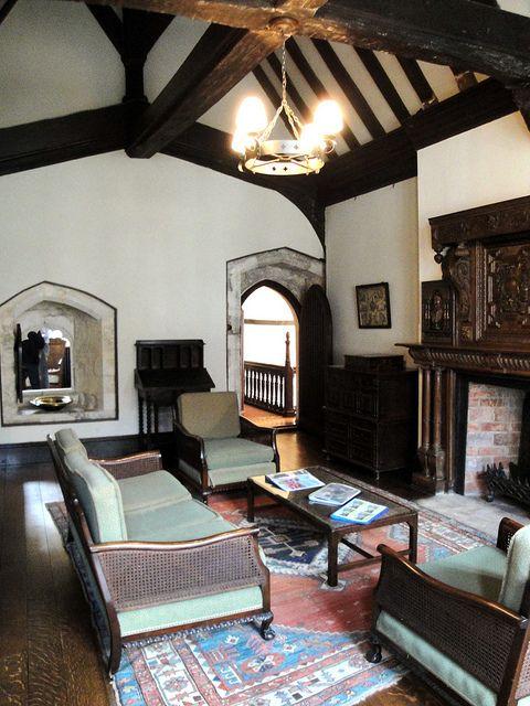 English Tudor Interior Design Ideas: Igtham Mote - 17 In 2019