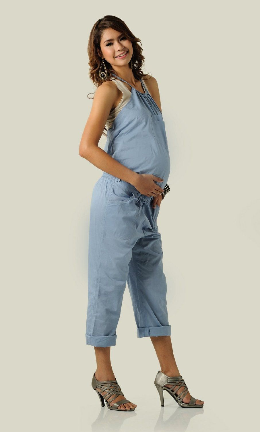1d9768bdff0eb maternity rompers and jumpsuits | Best Maternity Jumpsuit - KC&PP's Women's  Maternity KC and Friends .