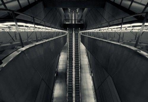 Malte Brandenburg - Escalator Studies