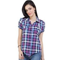 Women's Casual Wear - Women's Casual Linen Shirts Manufacturer ...