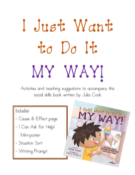 I Just Want to do it My Way | Speech pragmatics | Julia cook, Social