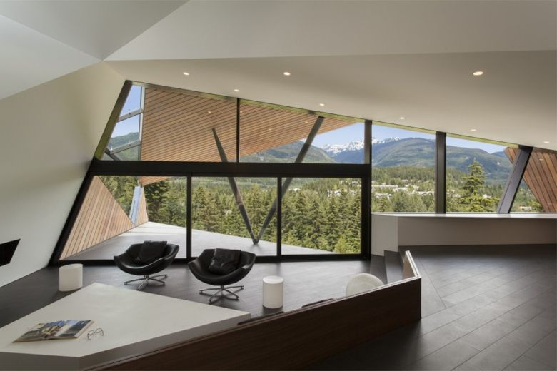 The Hadaway House by Patkau Architects