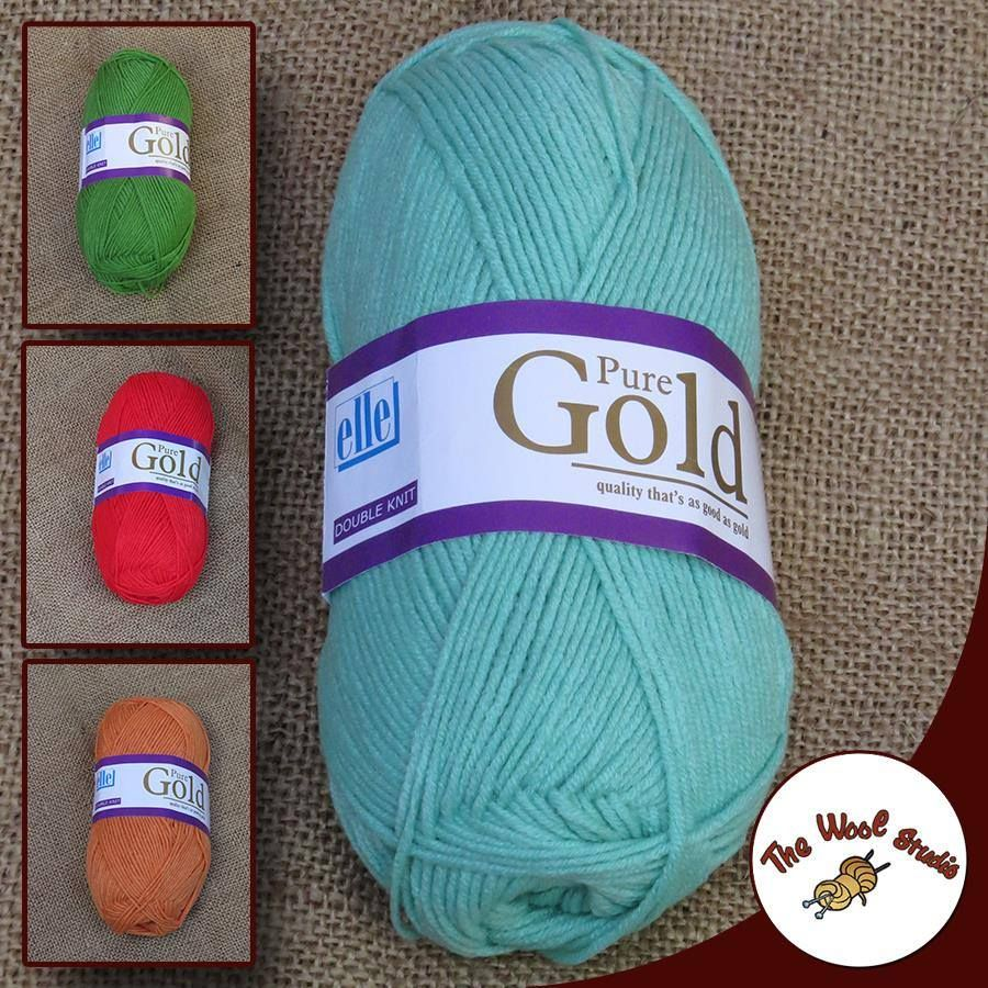 Newly released elle   pure gold dk is  acrylic yarn and machine washable suitable for lightweight sweaters children babies also rh pinterest