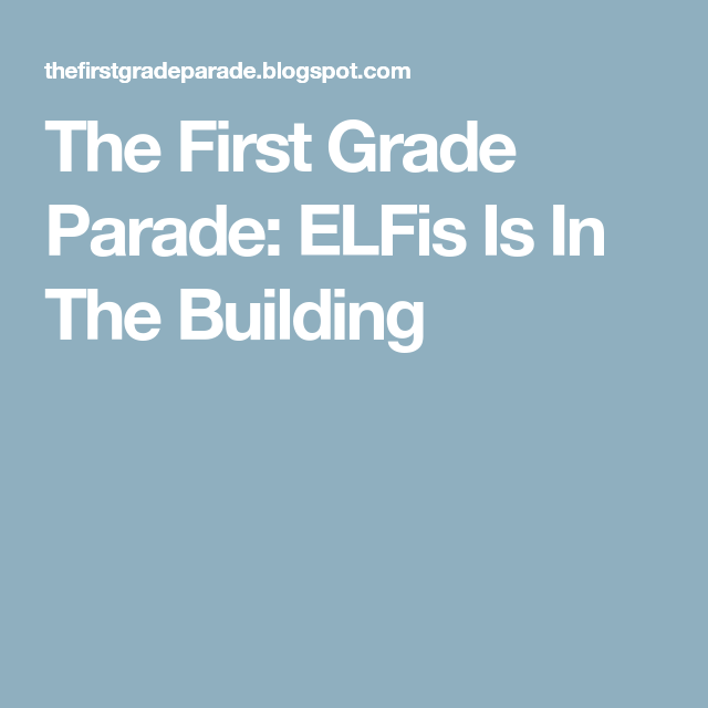 ELFis Is In The Building | Special delivery and Building