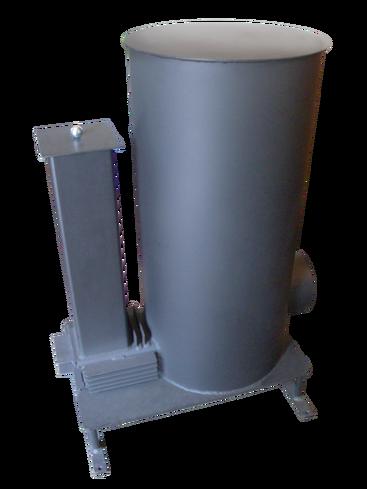 Best 25 rocket heater ideas on pinterest rocket stoves for Rocket stove mass water heater
