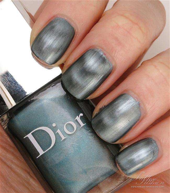 Dior Fall 2013 Mystic Magnetics Nail Polish