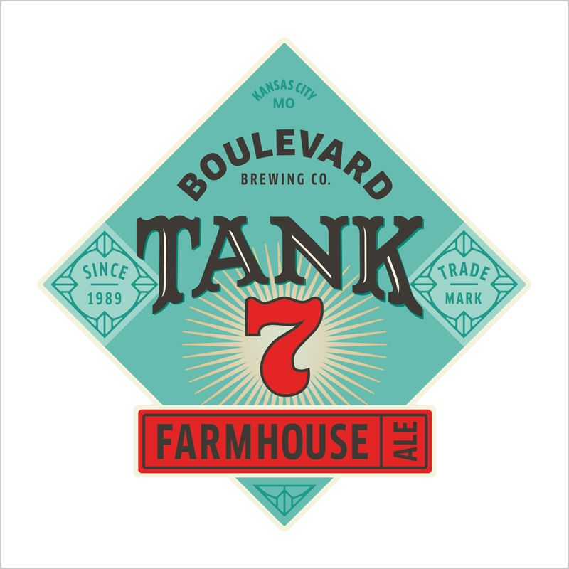 Boulevard Brewing Co Tank 7 Saison Homebrew
