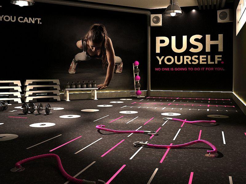 Prama Detail Fitness Design Gym Gym Interior Gym Design Interior