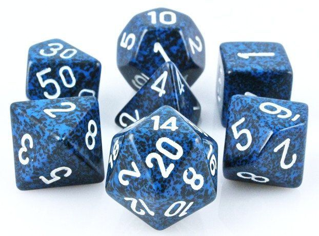 Camo Dice (Stealth) RPG Role Playing Game Dice Set